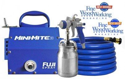 Best in Class HVLP Spray System