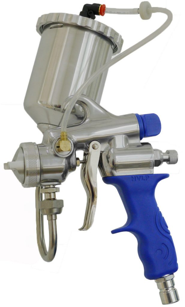7002- M-Spraygun Gravity Blue NEW