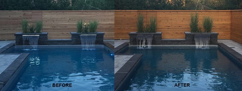 Before After - Fence with Pool for web