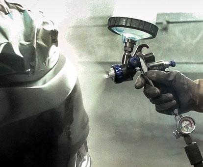 Spray Gun Systems